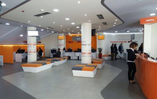 One Stop (Shop) integrated center in Kavaja