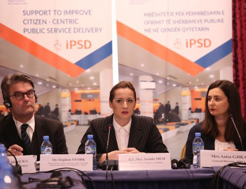 "IPSD Project and ADISA, together to improve ""Barrier- Free Services""for people with special needs"