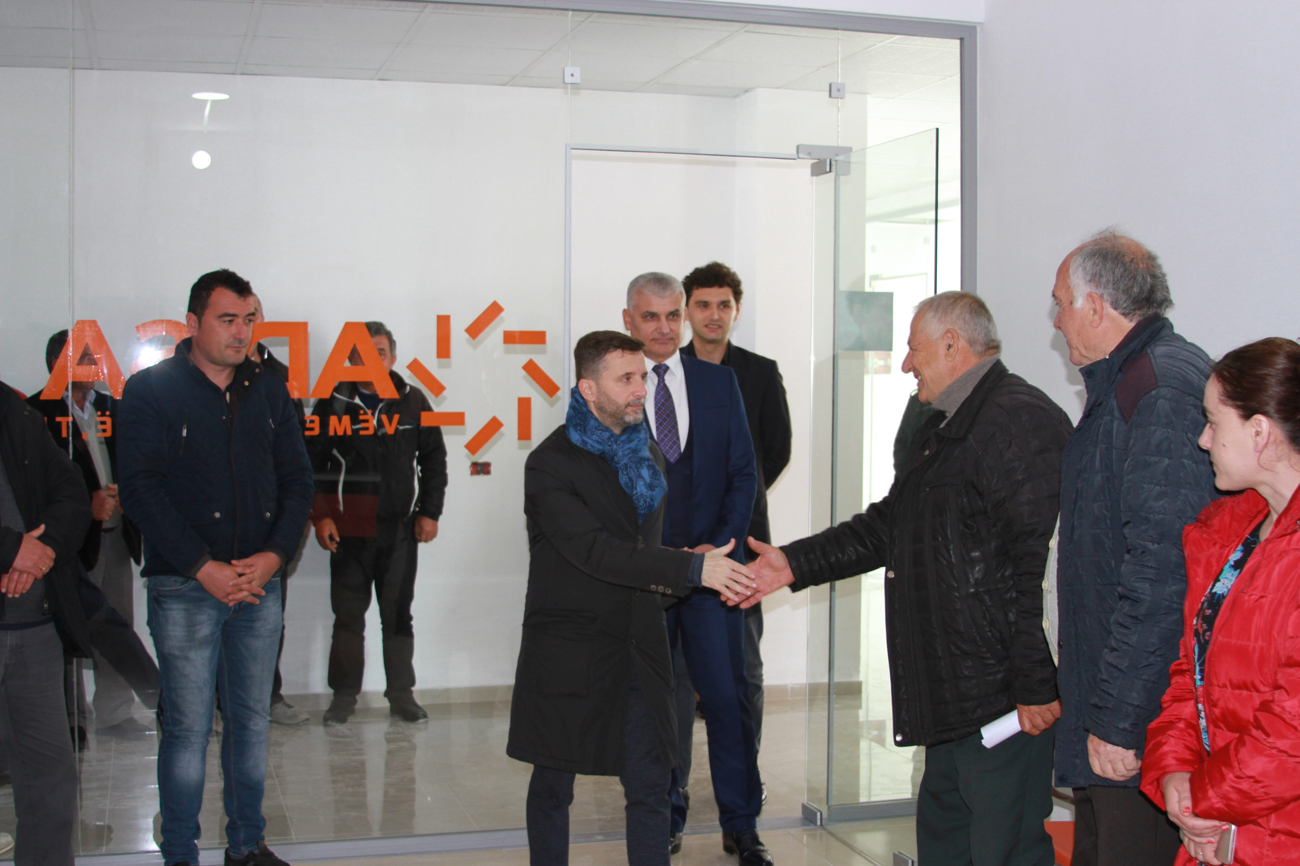 Hapet zyra me një ndalesë ADISA në Bashkinë e Belshit