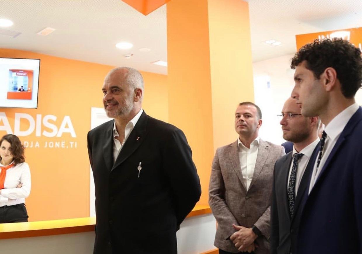 ADISA Inaguron Qendrën e Ofrimit të Shërbimeve Publike të Integruara Shkodër