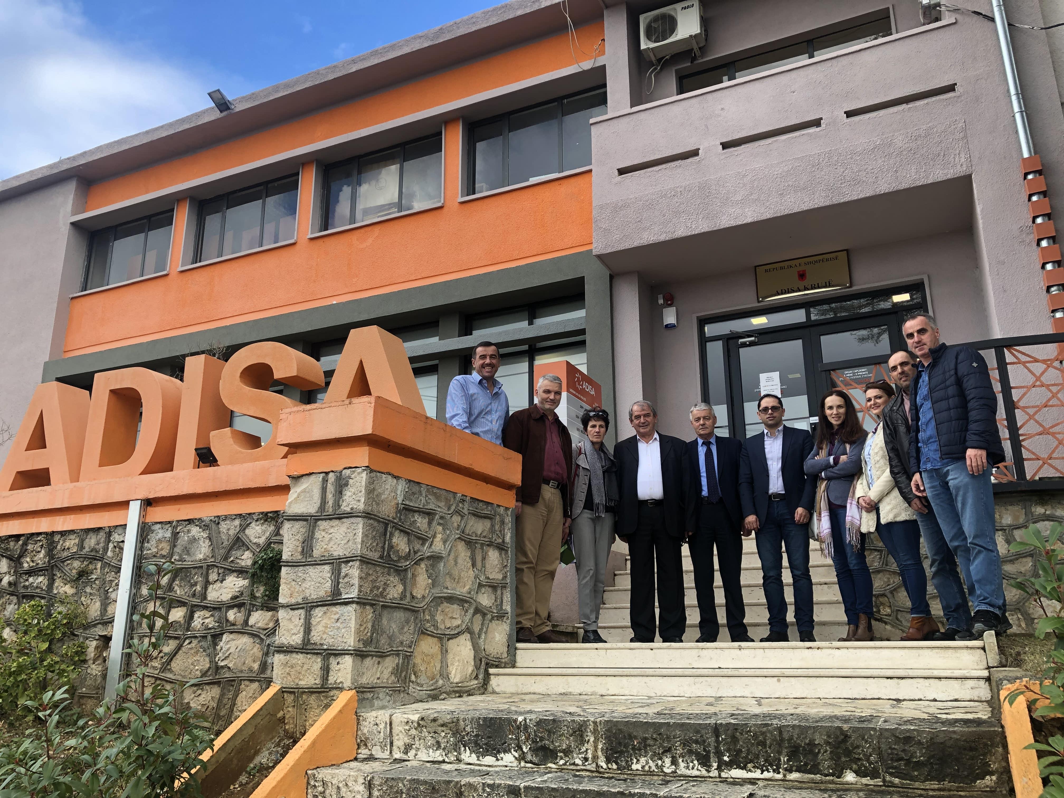 ADISA/Shkëmbim eksperiencash me Delegacionin e Komunës Prizren