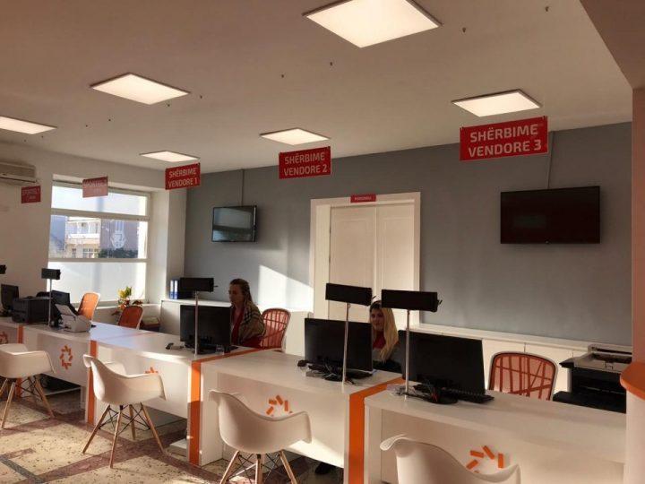 Hapet zyra me një ndalesë ADISA në Bashkinë e Kukësit